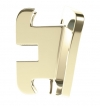 ATLAS MINI LIGHT GOLD <BR>BRACKET SYSTEM - - alt view 3