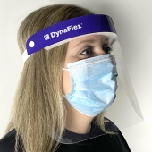 DynaFlex Protection Face Shield