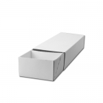 "DYNAFLEX MODEL STORAGE BOXES, 4 Compartment Box, 11"" x 3.375"" x 1.875"""