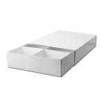 "DYNAFLEX MODEL STORAGE BOXES, 8 Compartment Box, 11"" x 6.875"" x 1.875"""