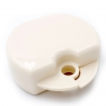 DYNAFLEX SCENTED RETAINER CASES, White/Coconut