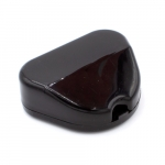DYNAFLEX FLIP TOP RETAINER CASES, Black