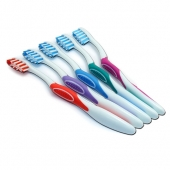 Orthodontic V TRIM TOOTHBRUSH