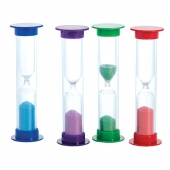 DYNAFLEX 2 MINUTE SAND TIMERS