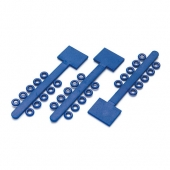 DYNAFLEX® ELASTIC MOLDED TOOTH SEPARATORS