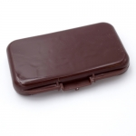 DYNAFLEX SCENTED WAX BOXES, Brown/Chocolate