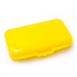 DYNAFLEX SCENTED WAX BOXES, Yellow/Pineapple