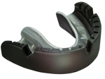 "OPRO SELF FIT MOUTHGUARDS <BR> ""GOLD"" (FOR BRACES), BLACK/PEARL"