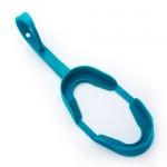 ORTHODONTIC MOUTHGUARDS - ADULT W/ STRAP, TEAL