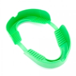 ORTHODONTIC MOUTHGUARDS - CHILD W/O STRAP, GREEN