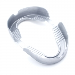 ORTHODONTIC MOUTHGUARDS - CHILD W/O STRAP, SILVER