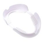 ORTHODONTIC MOUTHGUARDS - CHILD, WHITE, No Strap