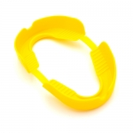 ORTHODONTIC MOUTHGUARDS - CHILD W/O STRAP, YELLOW