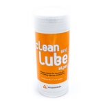 CLEAN & LUBE WIPES, Clean & Lube Wipes