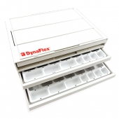 DYNAFLEX STACKABLE BAND ORGANIZER