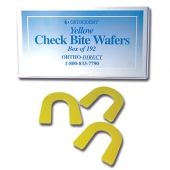 YELLOW CHECK BITE WAFERS