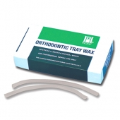 ORTHODONTIC TRAY WAX STRIPS