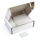 WAX PACK UNSCENTED CLEAR 50 PACK