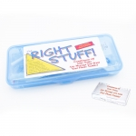 THE RIGHT STUFF KIT, Red Print