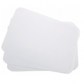 "TRAY COVER - White - Weber - 11"" x 17.5"""