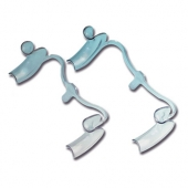 SPAND-EEZ CHEEK RETRACTORS <BR> AUTOCLAVABLE