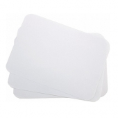 TRAY COVER - WHITE