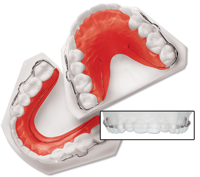 Ortho Retainers Dynaflex